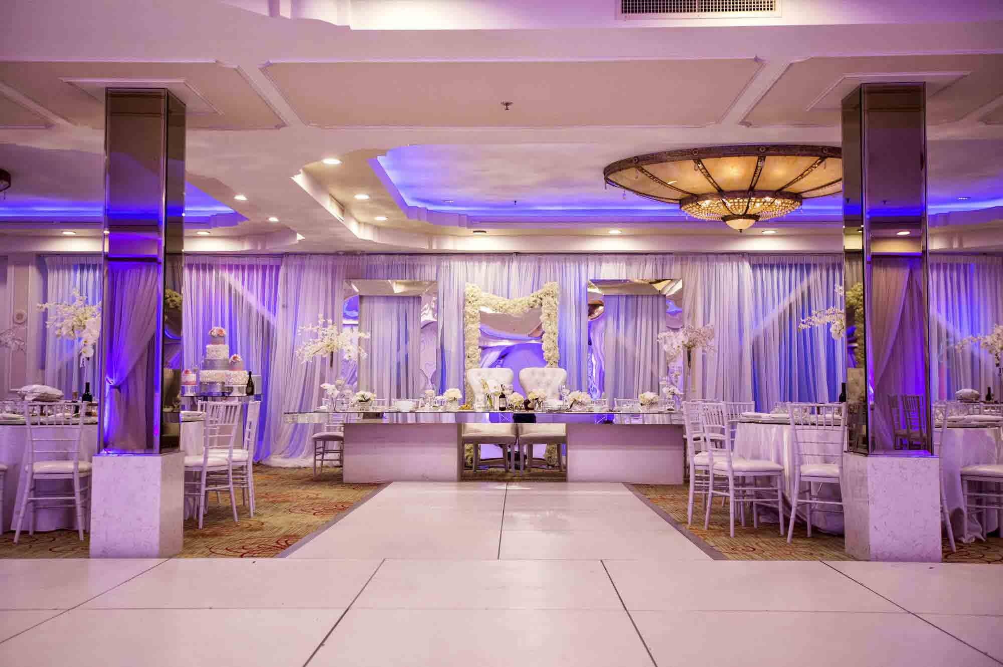 dream wedding and banquet hall