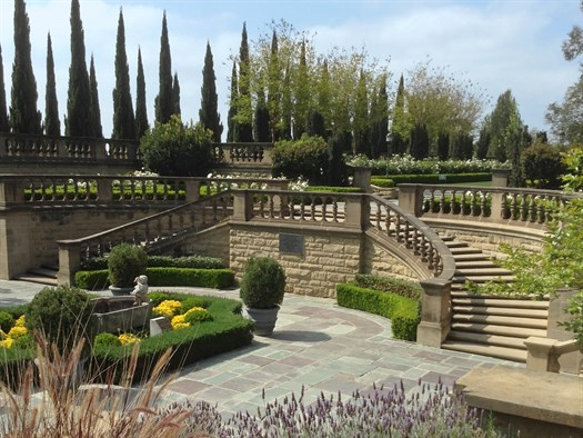 greystone mansion park los angeles